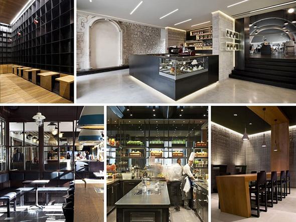 "Assegnati i premi nazionali di architettura ""bar e ristorante d'autore""2014"
