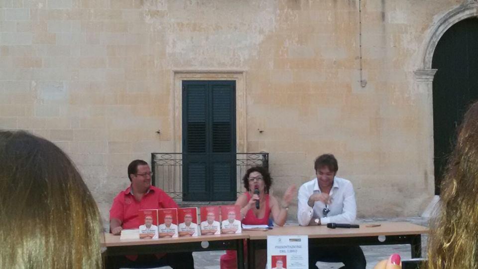 Presentato il libro di Fabio De Nunzio ,sotto il segno della bilancia