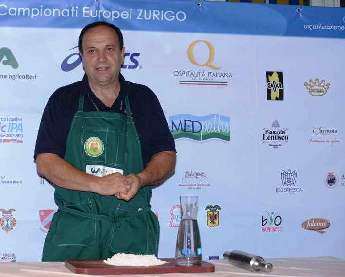 Trionfo dei sapori del Capo di Leuca ai campionati europei di atletica leggera di Zurigo