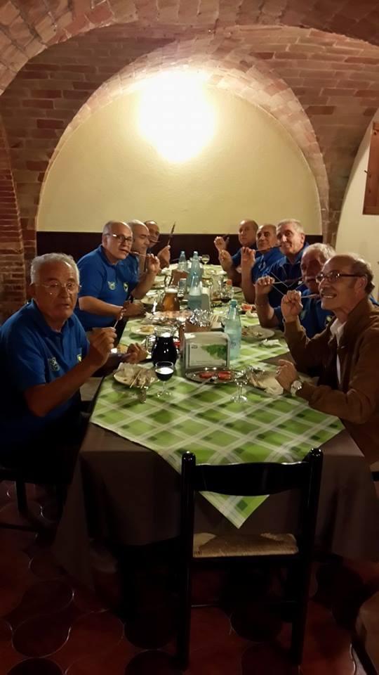 Zingari a settembre da Borgagne in Val d'Aosta