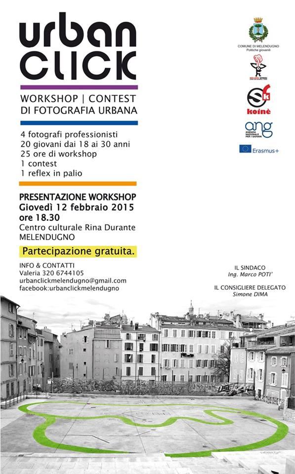 Il comune di Melendugno e l'Associazione Arcobaleno organizzano un laboratorio di fotografia