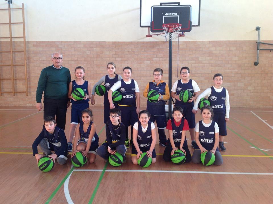 Basket Martano e Calimera insieme a Rutigliano il 24 e 25 gennaio ,lo sport vince sempre.