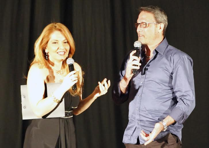 A Gallipoli ballando con Steve LaChance