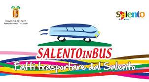 Salentoinbus, riparte il servizio estivo