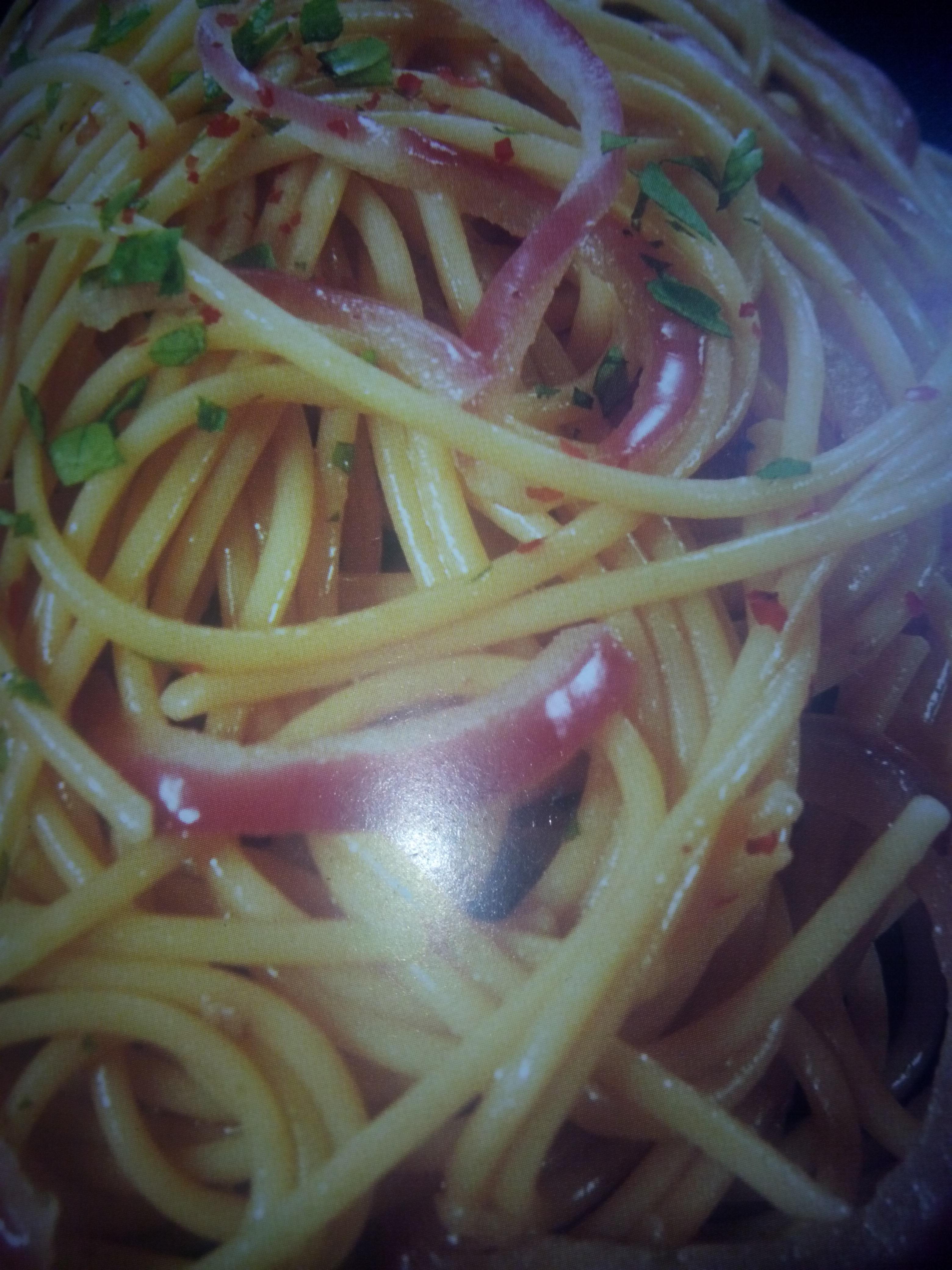 La ricetta del giorno : spaghetti alle cipolle
