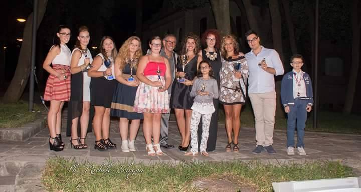 Accademia Thymos presenta festival canoro e di moda , vincono le eccellenze