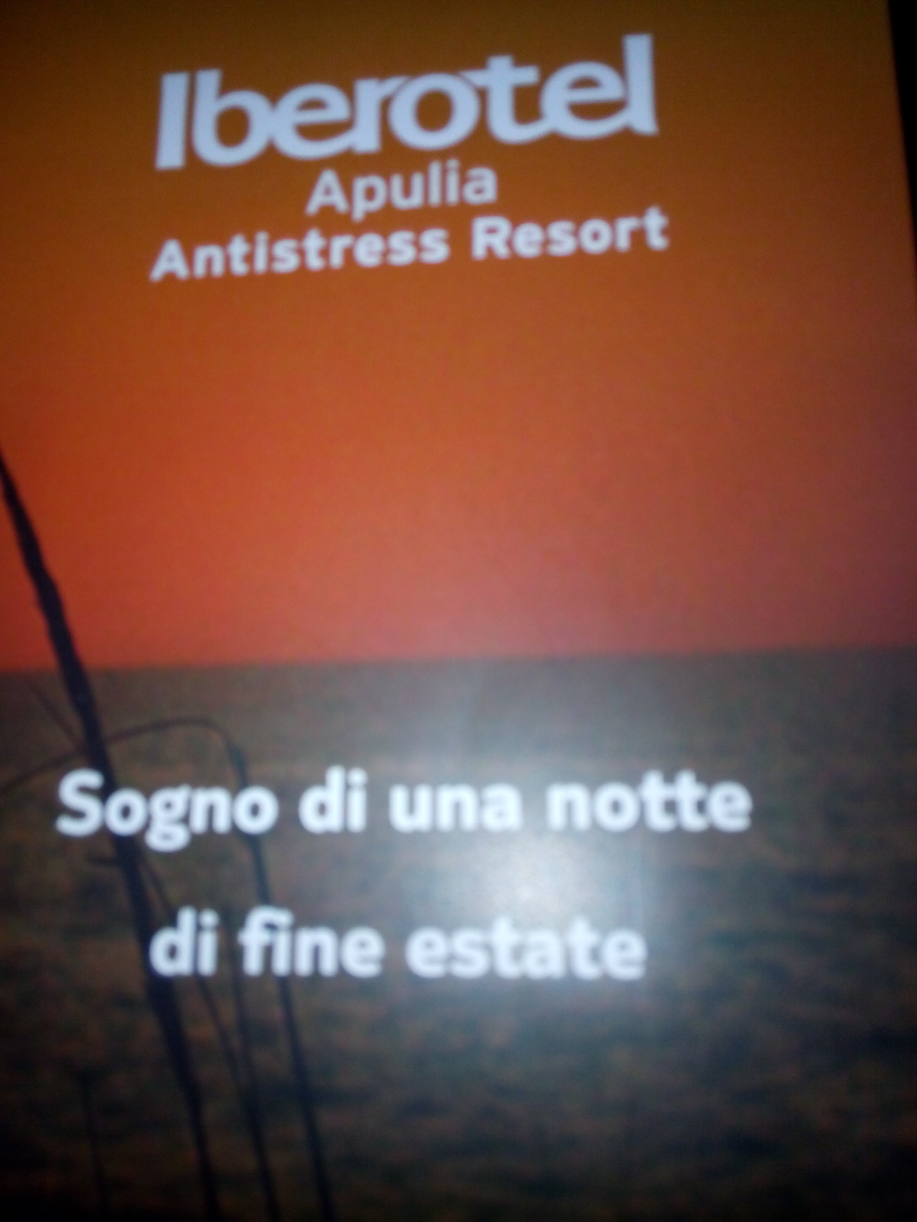 Seminario esperienziale di Mirco Turco presso Iberotel Apulia, Ugento – Antistress Academy projectM