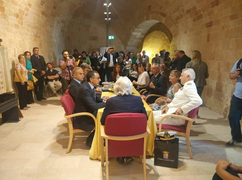 A Otranto premio internazionale Giornalisti del Mediterraneo