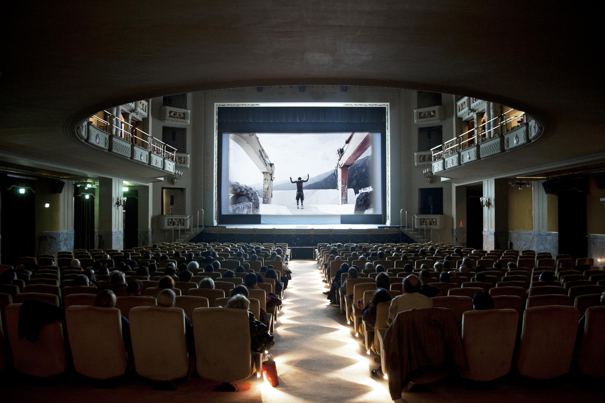 Lo Schermo dell'Arte Film Festival  finanziato da Apulia Film Commission