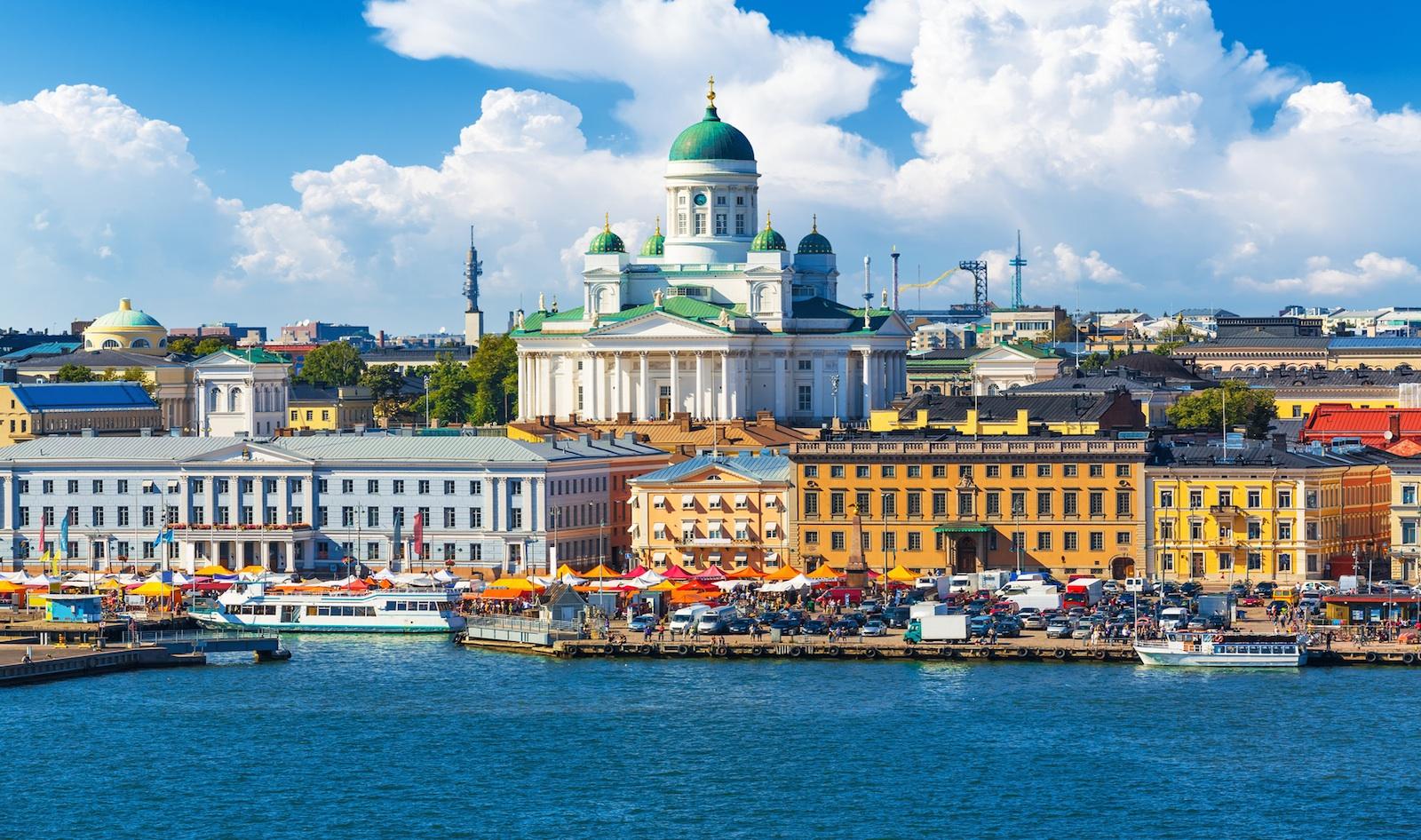 Prodotti salentini in Finlandia, face to face fra produzioni locali