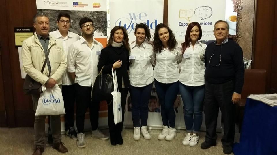L'istituto alberghiero di Otranto finalista nel progetto dell'Expo, Exponi le tue IDEE
