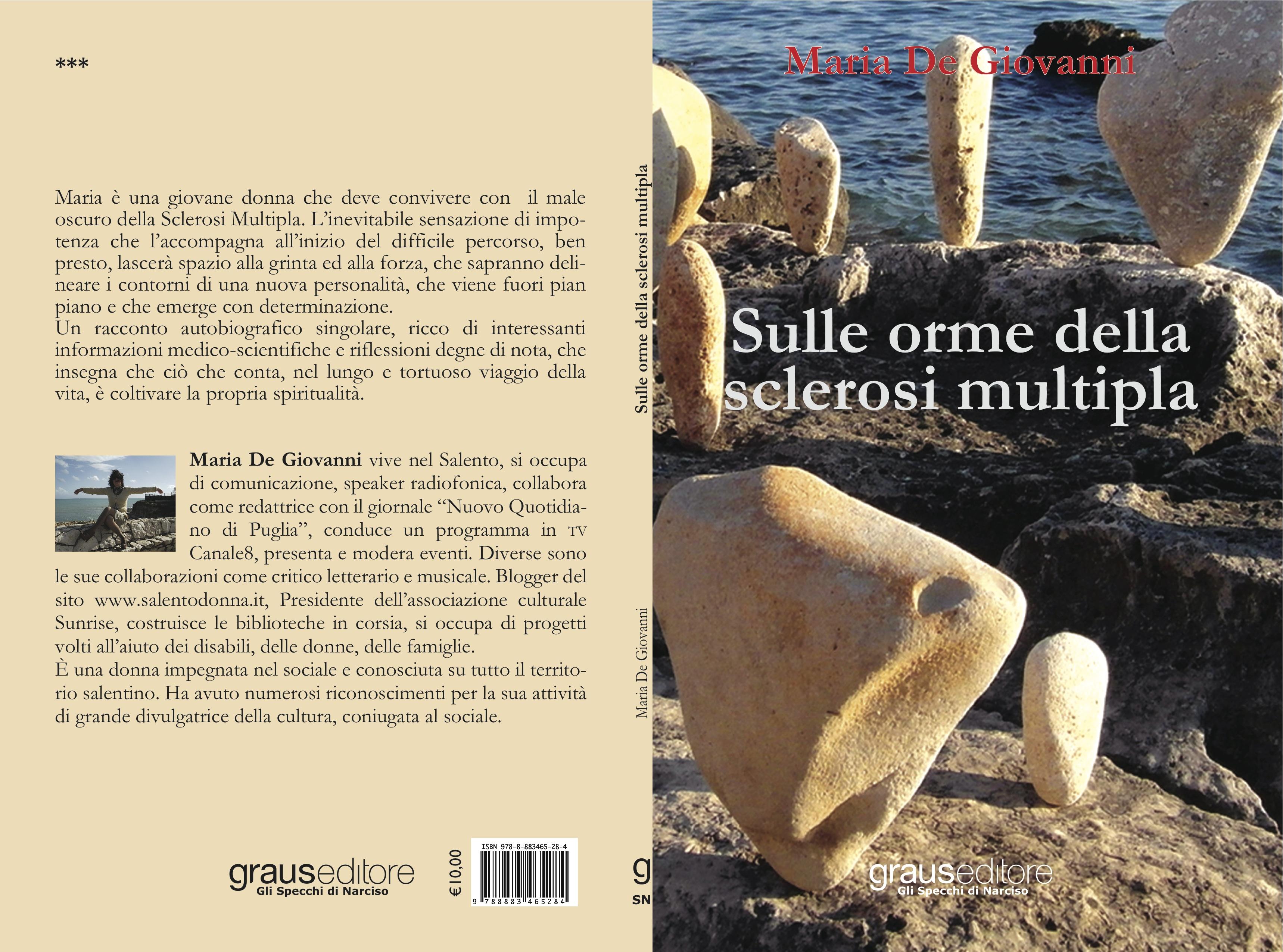 Sulle orme della sclerosi multipla domani a Palazzo Adorno a Lecce la presentazione ufficiale