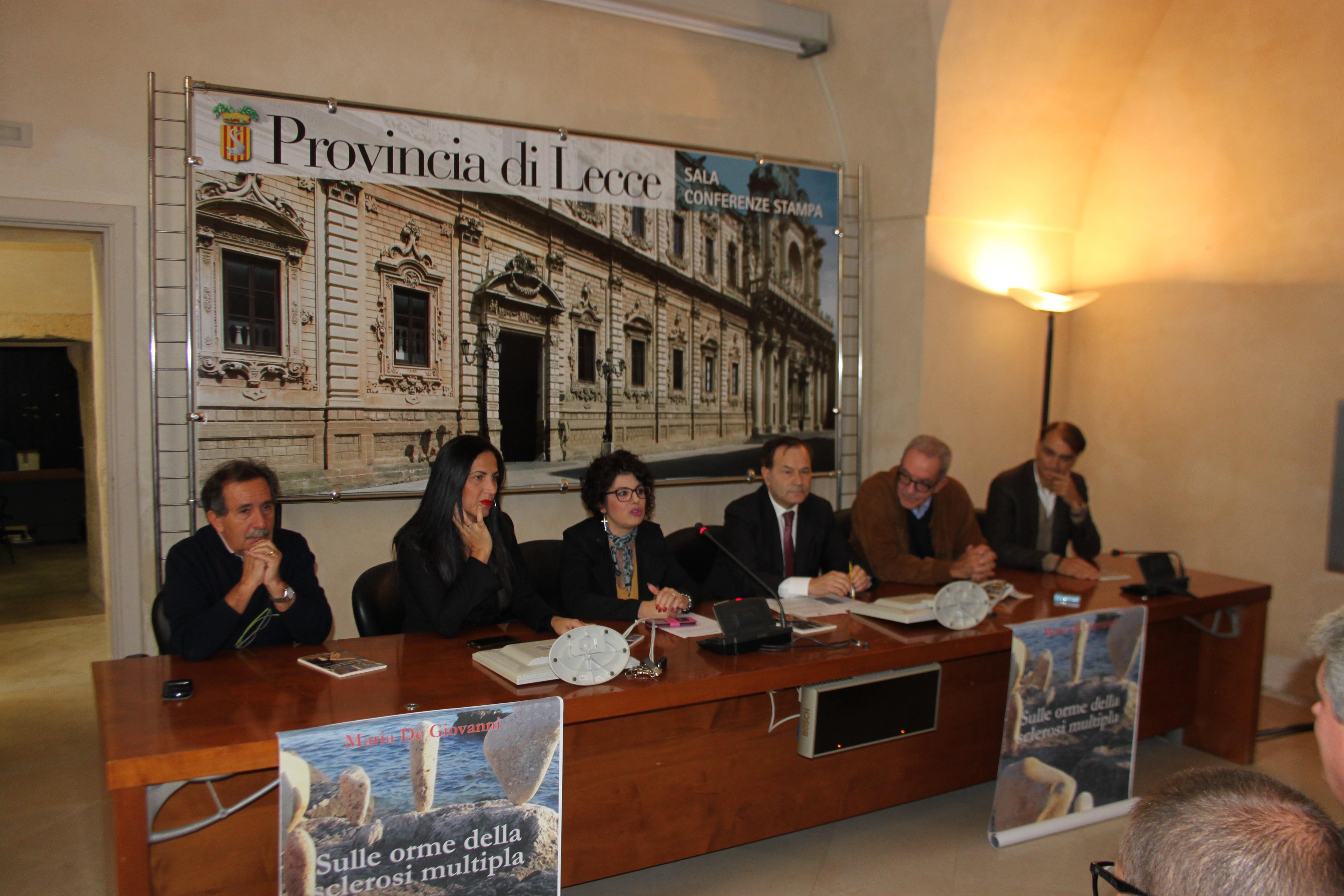 Oggi a palazzo Adorno la presentazione del libro di Maria De Giovanni