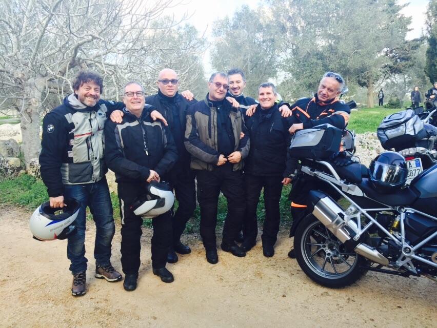 Il Salento visitato in moto, meta finale: Cuore Amico