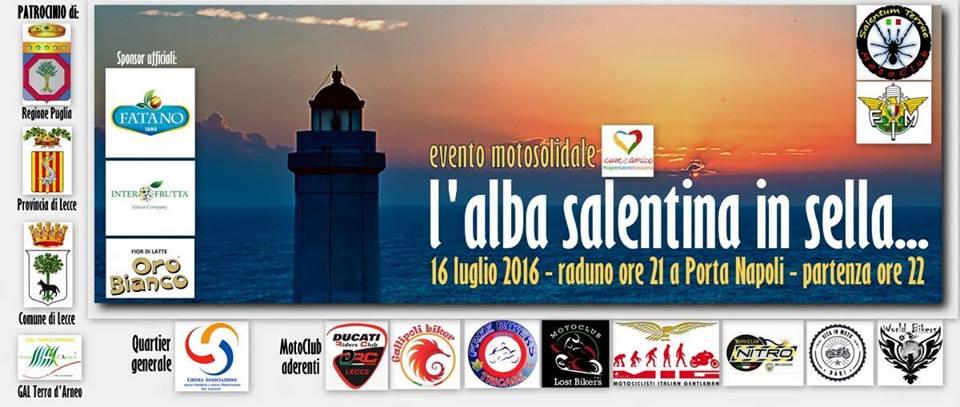 Alba Salentina in sella oggi la presentazione