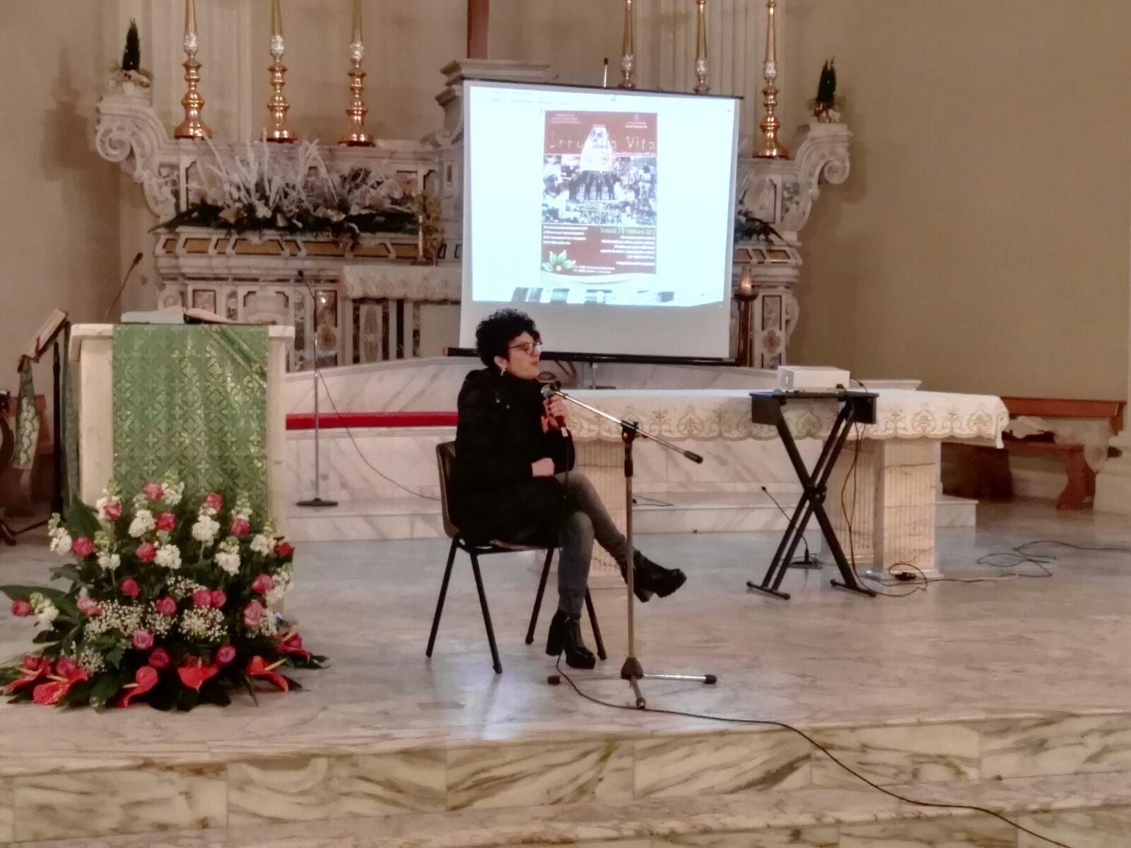 Maria De Giovanni ospite d'onore a San Pancrazio salentino