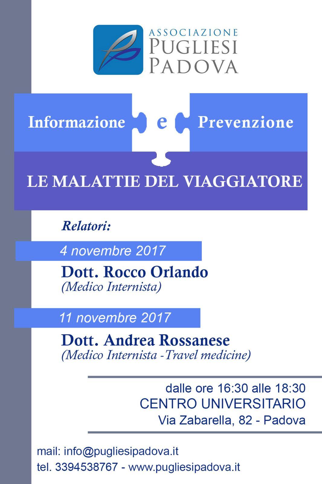 Maria de Giovanni si racconta al centro Universitario di Padova