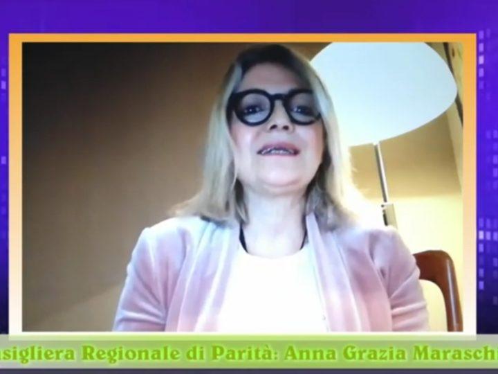 Incontriamo la Consigliera Regionale di Parità Anna Grazia Maraschio